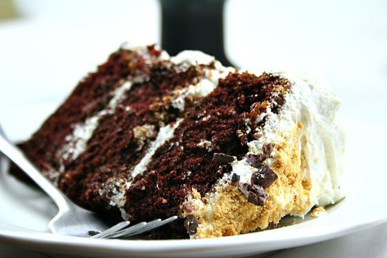 Scarborough FoodFair: S'mores Cake
