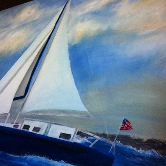 24x30 oil on canvas