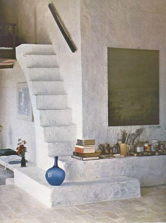 "apeninacoquinete: "" Maison aux Baleares ""_"