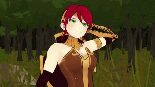 BLAST IT TO THE BACK ROW (RWBY Theory, s3ep6 spoilers.)
