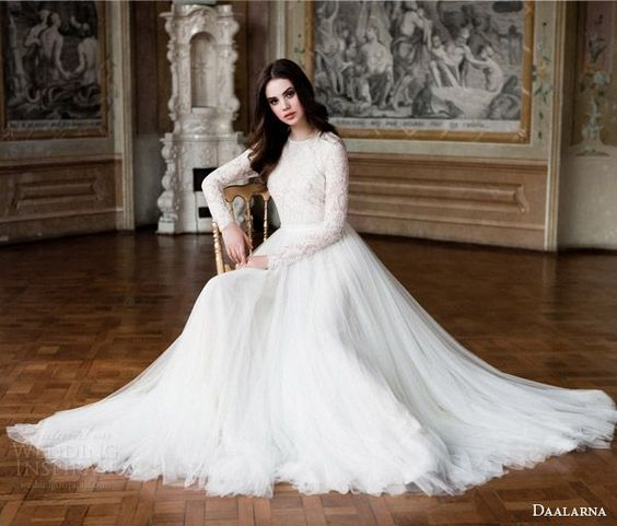 Daalarna 2014 Wedding Dresses | Wedding Inspirasi: