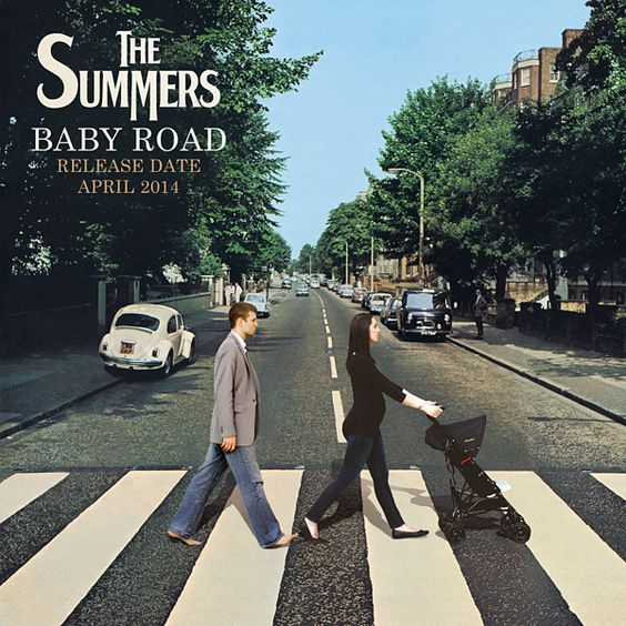 The Beatles Baby Announcement by Thomas Manley, GENIUS.
