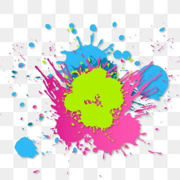 Brush Color Splash Stain Splash Color Watercolor Png And Vector With Transparent Background For Free Download