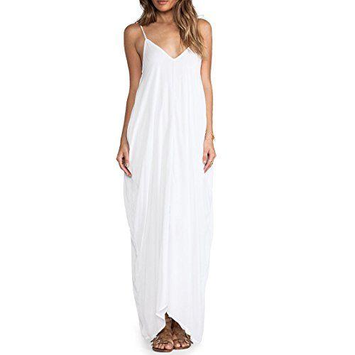 v back maxi dress long