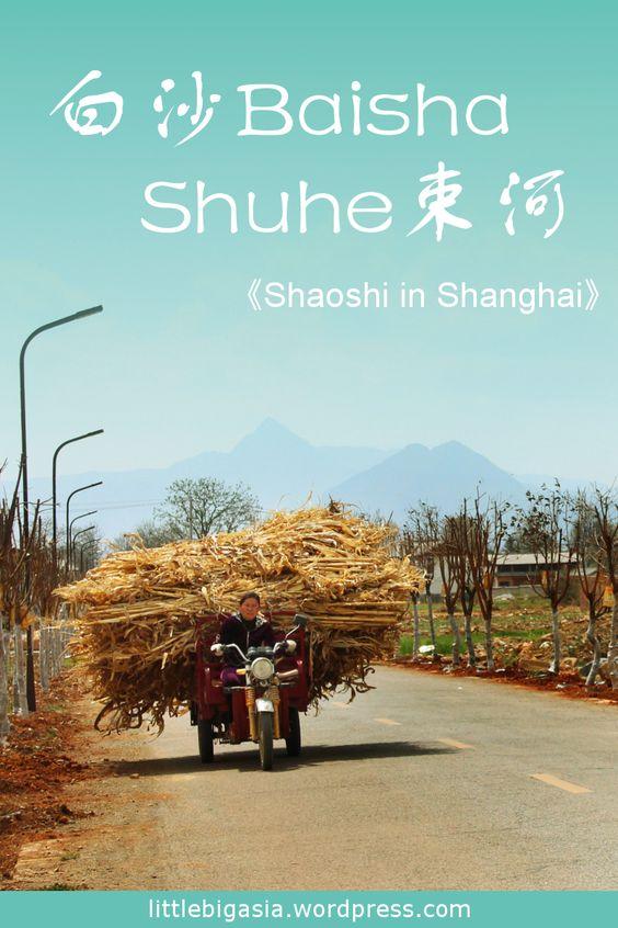 Pin: Raus aus Lijiang: Radtour nach Baisha und Shuhe