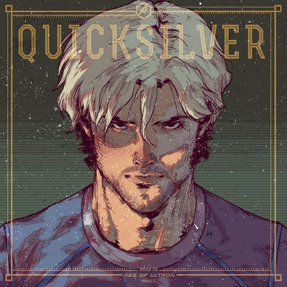 quicksilver marvel 2015 comic - Google Search