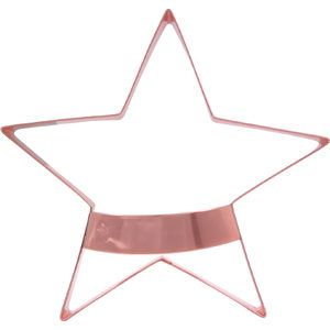 Giant Star Cookie Cutter with Handle
