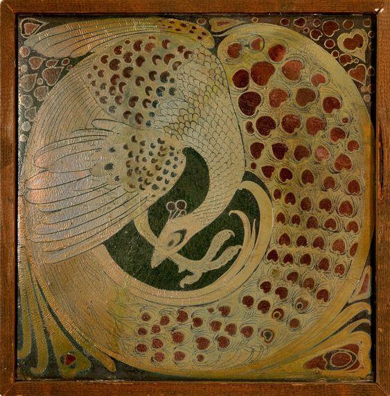 L'art magique: Galileo Chini