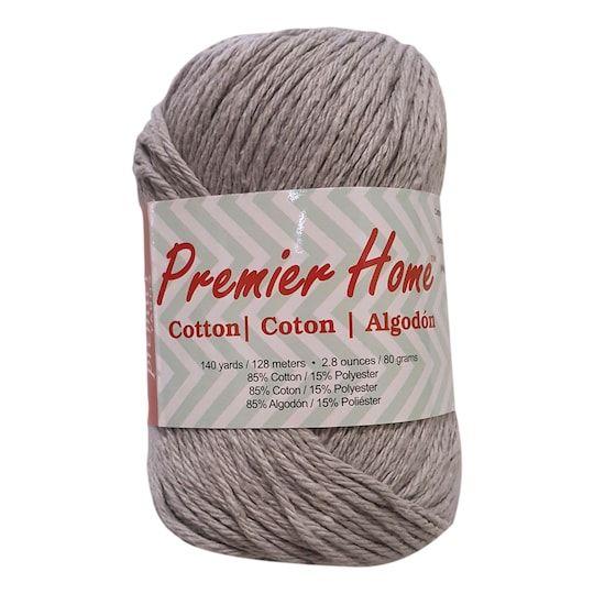 Premier Yarns Home Cotton Yarn Solid-beige