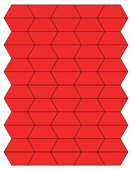 Pattern Block Shapes - Trapezoids | Math Printables | Pinterest ...