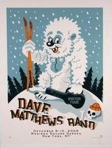 DMB poster 12/9-12/10/05
