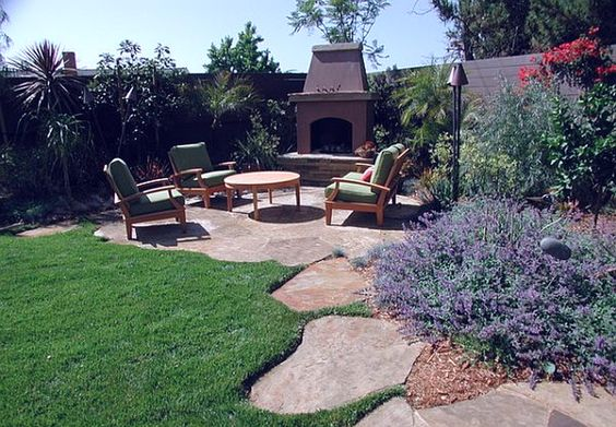 Splendid Front Yard Landscaping Ideas Picture Fetching Driveway ...