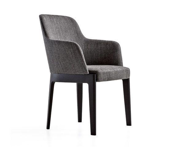 Chelsea Chair de Molteni & C | Sillas para restaurantes