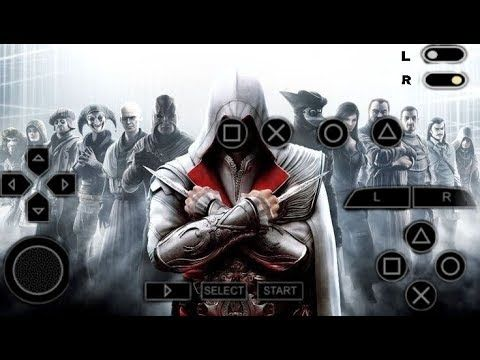 Assassin S Creed Brotherhood Ppsspp Gameplay Assassin S Creed