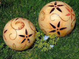 bildergebnis für keramik garten kugel | ceramic / garden, Garten und Bauen