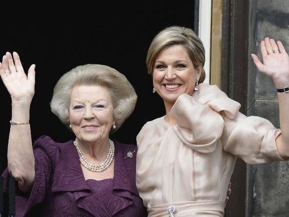 La historia detrás de la Reina Consorte de Holanda