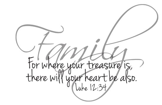 For where your treasure is your heart will be there also   Description Additional Information Reviews (0)