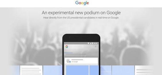 Google Posts permite que figuras públicas limitadas publiquem diretamente na página de buscas (Foto: Divulgação/Google)http://www.techtudo.com.br/noticias/noticia/2016/03/google-posts-entenda-mistura-entre-busca-e-redes-sociais-que-vem-ai.html