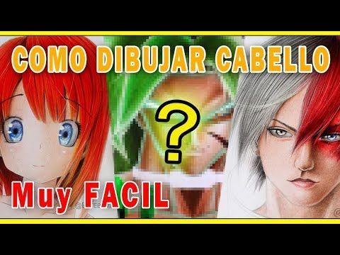 Como Dibujar Cabello Anime Colores Escolares Tutorial Paso A Paso Esteban Arts Youtube Dibujar Cabello Como Dibujar Colores Escolares