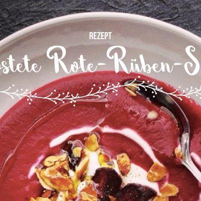 Rote Rüben Suppe zu Weihnachten - Salon Mama - Rezept