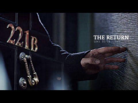Sherlock BBC | The Return. A very good fan made trailer! http://www.pinterest.com/aggiedem/sherlock-ad