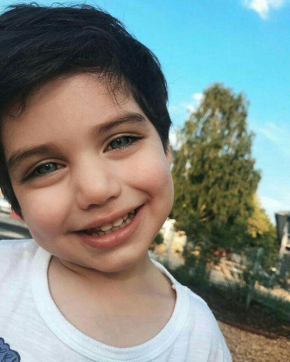 Fotos tumblr de crianças sorrindo apaixonante
