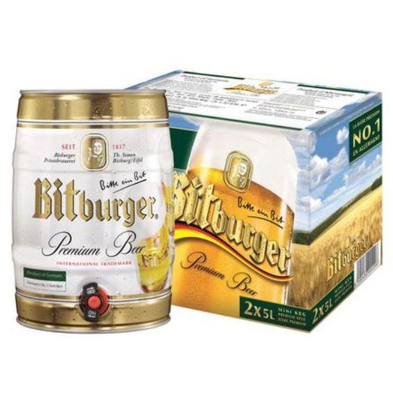 Bia Bitburger 5 lit