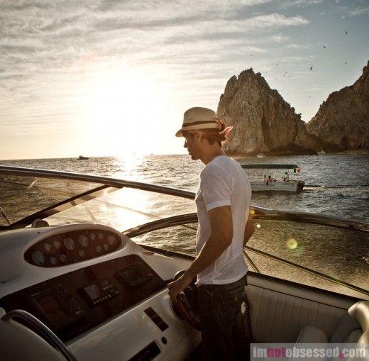 Enrique Iglesias in Cabo San Lucas. #EnriqueIglesias #Cabo #LosCabos #CaboSanLucas #Mexico