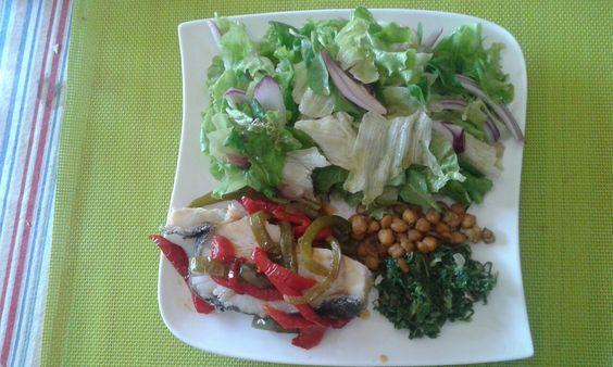 #almoçosaudável