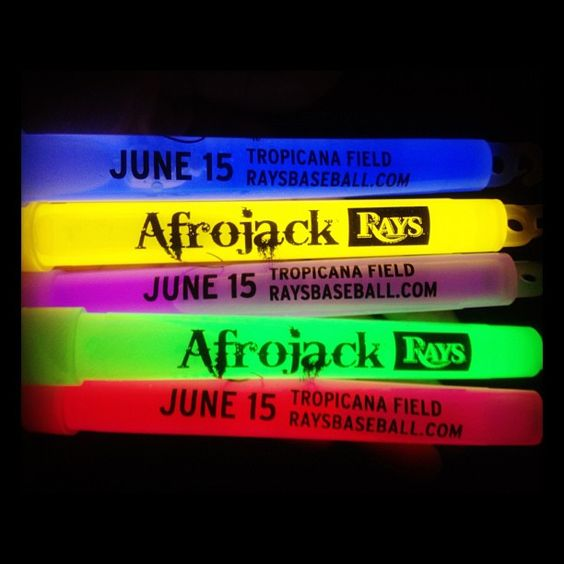 Afrojack coming to Tropicana Field June 15! Don't miss out!