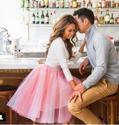tulle skirt outfit ideas - Google Search