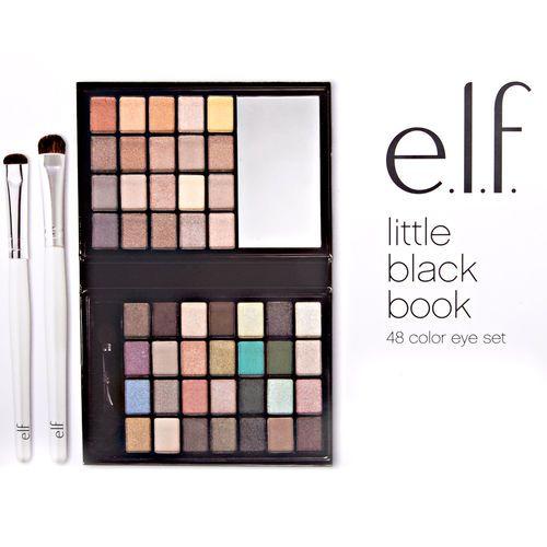 48 Color Little Black Beauty Book