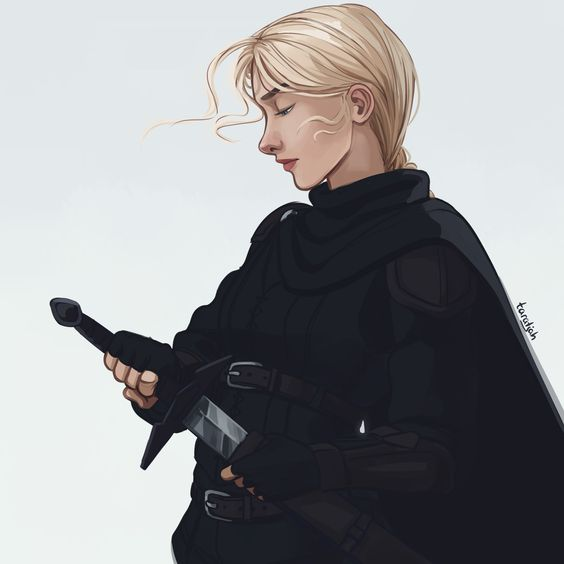 Throne of Glass won in my monthly fanart poll on Patreon, so I drew Celaena! I missed her being the assassin.     I get a lot of requests but I can't do them all, so that's why I decided to do a monthly poll for the fanart. If it does well I might do more, but for now it's monthly.