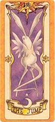 Clow Card - The Jump
