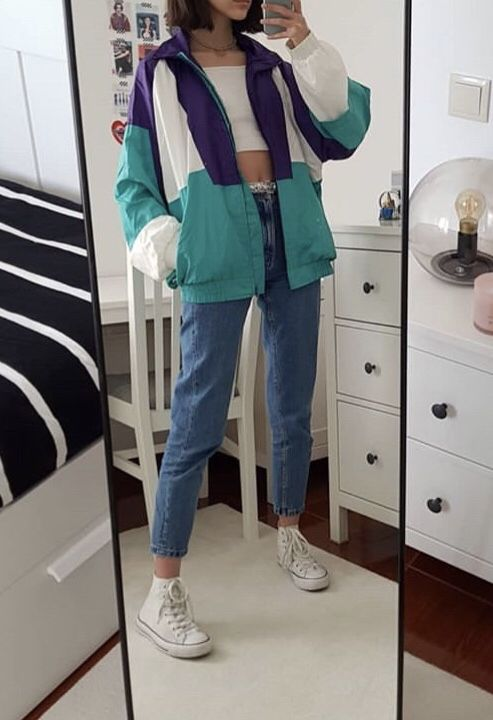 Vintage Outfits 90s In 2020 Fashion Inspo Outfits Aesthetic Clothes Retro Outfits