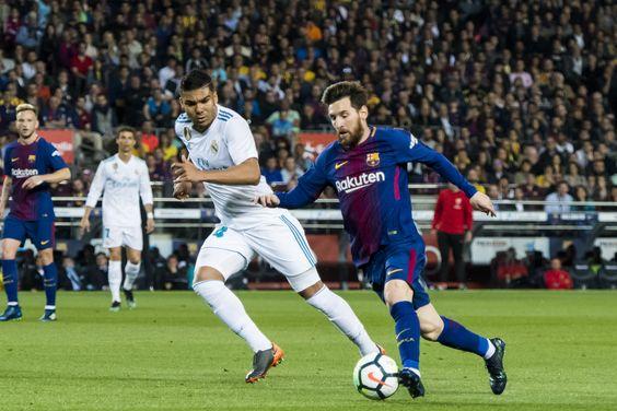¡El primer Real-Barsa del 2019 ya tiene fecha! La Liga anunció día y horario en el que se disputará por primera este año el clásico más visto del año. Será el segundo de la temporada después de la goleada 5-1 del Barcelona en el Camp Nou.