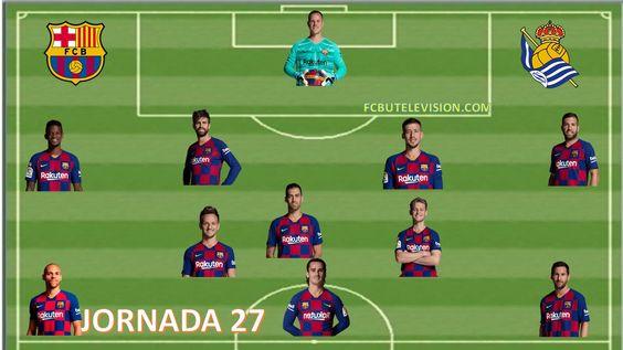 FCB 1 REAL SOC. 0