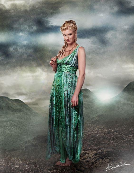 Spartacus Ilithyia by ~KewinBadler on deviantART ...
