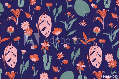 Flower Garden Sponsored Flower Garden Ad In 2020 Flower Garden Graphic Design Tutorials Flowers