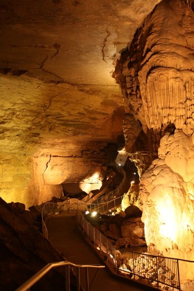 Alabama State Parks, Cathedral Caverns in Woodville, Alabama
