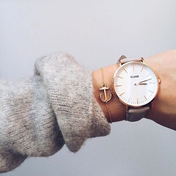 Its monday! Are you ready for the week? #CLUSE #watch #monday
