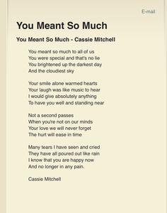 religious memorial day verses