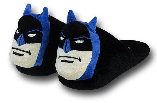 Comfy Cozy Batman And Punisher 3D Slippers