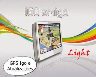 GPS Igo e Atualizações: IGO AMIGO LIGHT  Mapa: NavTeq 2012 Q4  Placas Topo...