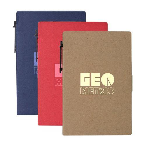 Logoed Pen Note & Flag Set (Q732311)