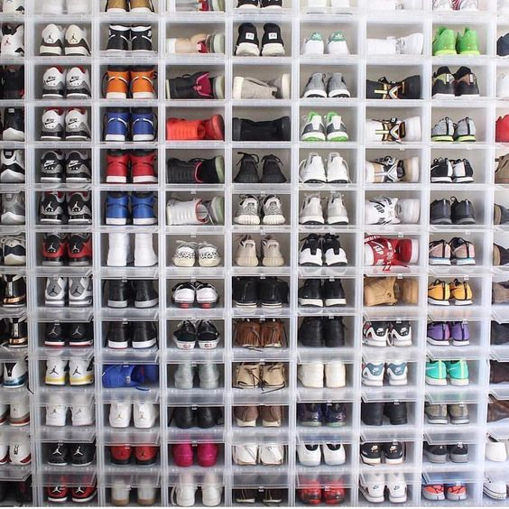 Sneakers collection - Pic by ©coryjking