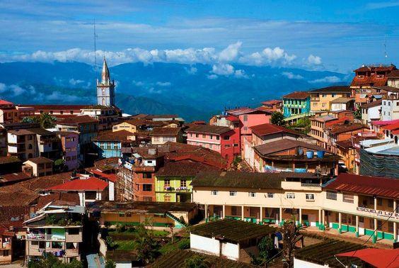 Colors of Ecuador <3 Zaruma, Ecuador