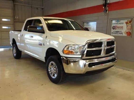 2012 Dodge RAM 2500, 28,777 miles, $40,588.