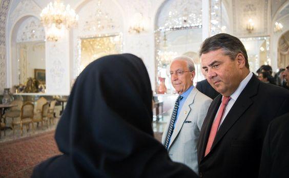 Eklat bei Gabriels Iranreise: Dann eben ins Museum - SPIEGEL ONLINE - Politik