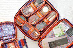 best travel makeup case pursen